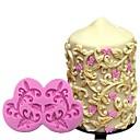 billige Bageredskaber-kage grænse silikone skimmel blomst vinstok fondant værktøjer chokolade bagning skimmelsvampe