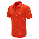 cheap Golf Clothing-Men's Golf T-shirt Quick Dry Wearable Breathability Golf Outdoor Exercise