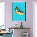 זול כריות קישוט-אוכל איור וול ארט,PVC חוֹמֶר עם מסגרת For קישוט הבית אמנות מסגרת סלון פנימי