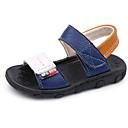 ieftine Pantofi Băieți-Băieți Pantofi Piele Primăvară / Toamnă Confortabili / Primii Pași Sandale pentru Alb / Negru / Albastru