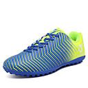 baratos Sapatos de Menina-Para Meninos / Para Meninas Sapatos Micofibra Sintética PU Primavera / Outono Conforto Tênis Futebol para Amarelo / Preto e Dourado /
