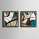 preiswerte Ölgemälde-Abstrakt Formen Darstellung Wandkunst,PVC Stoff Mit Feld For Haus Dekoration Rand Kunst Wohnzimmer Schlafzimmer Küche Esszimmer