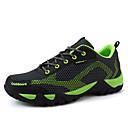 זול נעלי ספורט לגברים-בגדי ריקוד גברים PU אביב / סתיו נוחות נעלי אתלטיקה צהוב / ירוק / כחול