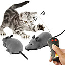 cheap Novelty RC Toys-Remote Control Animal Toy Mouse Pet Friendly Animals No Harm To Dogs or other Pets Gift All