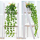 cheap Kitchen Organization-Artificial Flowers 1 Branch Pastoral Style Plants Wall Flower