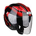 cheap Synthetic Capless Wigs-R1-708 Half Helmet Adults Unisex Motorcycle Helmet  Wind Proof / Shockproof / Anti-UV
