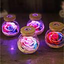 זול מתנות לחתונה-לא מותאם אישית זכוכית קישוטים / צלמיות ופסלים בשבילה / חברים חתונה / יום הולדת -