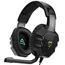 זול Headsets & Headphones-Supsoo G811 רצועת ראש חוטי אוזניות דִינָמִי פלסטי גיימינג אֹזְנִיָה עם מיקרופון אוזניות