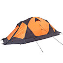 cheap Tents, Canopies & Shelters-MOBI GARDEN 2 person Backpacking Tent Double Layered Poled Dome Camping Tent Outdoor Portable, Waterproof, Keep Warm for Hiking / Camping / Traveling Oxford / Ultra Light (UL) / Windproof