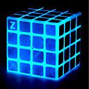 זול מגנים לטלפון & מגני מסך-קוביה הונגרית z-cube קוביית זוהר זוהרת קוביית אבן 4*4*4 קיוב מהיר חלקות קוביות קסמים קוביית פאזל Office צעצועים במשרד הפגת מתחים וחרדה