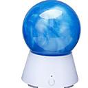 זול תאורה מודרנית-1pc LED לילה אור מובנה Li-Battery מופעל / נתב USB בלותוט' / נטענת / עם יציאת USB