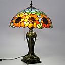 זול מנורות שולחן-אומנותי דקורטיבי מנורת שולחן עבור משרד מתכת כתום