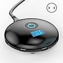 billige Power banker-Lille og mobil oplader USB oplader US Stik / EU  Stik / UK  Stik Multi-udgange / Multiporte 5 USB-porte 8 A for iPhone X / iPhone 8 Plus / iPhone 8 / AU  Stik