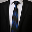 זול סטים של תכשיטים-עניבת צווארון - מנוקד עבודה יום יומי בגדי ריקוד גברים