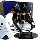 זול דמויות אקשן של אנימה-נתוני פעילות אנימה קיבל השראה מ Naruto Uchiha Sarada PVC 22cm CM צעצועי דגם בובת צעצוע