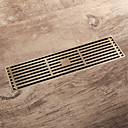 preiswerte Bodenabfluss-Abfluss Antike Messing 1 Stück - Hotelbad