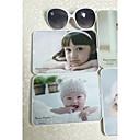 baratos Porta-Retratos e Álbuns-Família Plásticos / Vidro Molduras de Fotografias Família 1 pcs Todas as Estações / Não-Personalizado