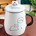 זול מגנים לטלפון & מגני מסך-חַרְסִינָה מודרני / עכשווי גביע אבק עֵסֶק מסיבת תה drinkware 2