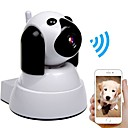ieftine Câini Antrenament-Câini Pisici Animale de Companie Camere pt Pisici Cameră securitate Fără fir Wifi Detectare mișcare Mod Două Căi Audio Vedere nocturnă HD