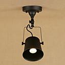 זול מנורות תלויות-מנורות תלויות תאורה כלפי מטה - סגנון קטן, מגן עין, 110-120V / 220-240V נורה כלולה / 5-10㎡ / E26 / E27