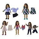 baratos Bonecas-Boneca de moda Bebês Meninas 18 polegada de Criança Para Meninas Dom