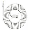 tanie Żyrandole-Oświetlenie Adapter kabla USB Wysoka prędkość / Szybka opłata Kable Na iPhone 300 cm Na Nylon