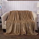 preiswerte Sofadecken & Überwürfe-Plüsch, Gesteppt Damast Baumwolle/Polyester Polyester Decken