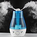 tanie Nawilżacze powietrza-inteligentny nawilżacz powietrza dyfuzor zamgławiacz mglisty 2,5l ultradźwiękowy regulowany przeciwmgielne bezpieczeństwo cichy