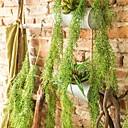 billige Kunstige planter-Kunstige blomster 1 Gren Rustikk / Pastorale Stilen Planter Veggblomst
