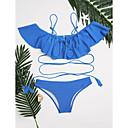 cheap Bracelets-Women's Halter Bikini - Solid
