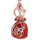 זול מזכרות מחזיקי מפתחות-חברים / יומהולדת מצדדים במחזיק מפתחות סגסוגת אבץ מזכרות מחזיקי מפתחות - 1 pcs כל העונות