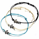 cheap Body Jewelry-Anklet - Turtle Fashion White / Black / Blue For Daily / Women's