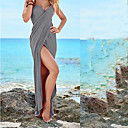 cheap Car Headlights-Women's Strapless Cover-Up - Solid Colored Skirt