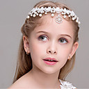 cheap Girls' Clothing Sets-Kids Girls' Hair Accessories White One-Size / Headbands