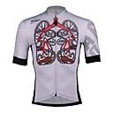 זול מתנות לחתונה-SPAKCT בגדי ריקוד גברים חולצת ג'רסי לרכיבה - אפור אופניים ג'רזי, ייבוש מהיר