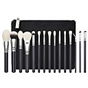 cheap Makeup Brush Sets-15pcs Makeup Brushes Professional Makeup Brush Set Synthetic Hair Eco-friendly / Soft / Full Coverage Wood