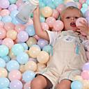 baratos Brinquedos para boliche-5.5cm Interação pai-filho Plástico Suave Crianças Bebê Para Meninos Para Meninas Brinquedos Dom 100 pcs