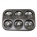billige Kaffe og te-Bageværktøj Metal GDS til Kage Cirkelformet Cake Moulds 1pc
