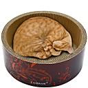 זול חול מתגבש לחתולים & מפה לגירוד-חתולים מיטות חיות מחמד ליינרים אחיד יצירתי מאמן מקל מתחים עמיד צהוב קפה אדום כחול עבור חיות מחמד