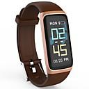 olcso Okosórák-Intelligens Watch BY21S mert Android 4.4 / iOS Elégetett kalória / Bluetooth / Érintésérzéklő / Edzésnapló / APP vezérlés Pulse Tracker / Lépésszámláló / Hívás emlékeztető / Testmozgásfigyelő / Alvás