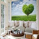 halpa Pyöräilyjerseyt-räätälöity iso puu 3d suuri seinämaalaus seinämaalaus tapetti sovi makuuhuone makuuhuone maisema