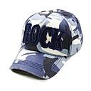 billige Hatter, sokker og armvarmere til jogging-Flat lue UV-beskyttende lue Unisex Selvforsvar lommelykt Vandring Backcountry UV-bestandig Pusteevne til Utendørs Trening Kamuflasje