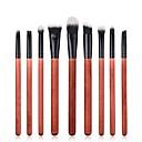 preiswerte Make-up-Pinsel-Sets-9pcs Makeup Bürsten Professional Künstliches Haar Umweltfreundlich / Professionell / Weich Holz