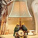 tanie Lampy stołowe-Rustykalny Dekoracyjna Lampa stołowa Na Żywica 220-240V