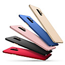 preiswerte Synthetische Haarverlängerungen-Hülle Für Samsung Galaxy S9 Plus / S9 Ultra dünn Rückseite Solide Hart PC für S9 / S9 Plus / S8 Plus