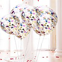 cheap Birthday Home Decorations-Sphere Transparent / Birthday Birthday Party Decorations 10pcs