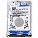 abordables Discos Duros Internos-WD Laptop / Notebook unidad de disco duro 500GB SATA 3.0 (6 Gb / s) WD5000LPCX