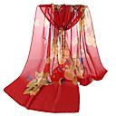 preiswerte Modische Halsketten-Damen Grundlegend, Polyester Rechteck - Gitter Blumen