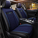 cheap Hair Braids-ODEER Seat Covers Black/Blue Textile PU Leather Common for universal All years All Models
