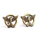 baratos Acessórios Masculinos-Dourado Botões de Punho Liga Europeu / Fashion Homens Jóias de fantasia Para Casamento / Formal